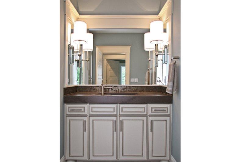 Country Interior - Bathroom Plan #928-250 - Houseplans.com