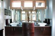 Prairie Style House Plan - 4 Beds 4 Baths 8077 Sq/Ft Plan #928-62 Interior - Master Bathroom