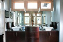Architectural House Design - Prairie Interior - Master Bathroom Plan #928-62