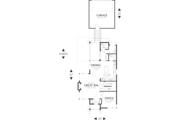 Modern Style House Plan - 3 Beds 2.5 Baths 1986 Sq/Ft Plan #48-574