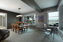 Contemporary Interior - Family Room Plan #928-261