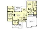 Modern Style House Plan - 4 Beds 2.5 Baths 2373 Sq/Ft Plan #430-184 Floor Plan - Other Floor