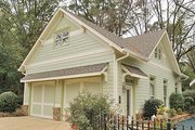 Craftsman Style House Plan - 3 Beds 2 Baths 1657 Sq/Ft Plan #120-160 Photo