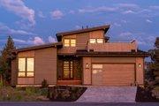 Modern Style House Plan - 3 Beds 3 Baths 2184 Sq/Ft Plan #895-113