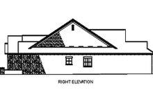 House Plan Design - European Exterior - Other Elevation Plan #17-110