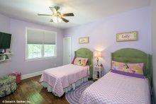 Home Plan - Bedroom III