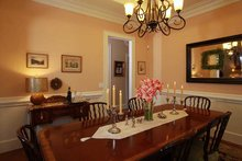 Country Interior - Dining Room Plan #927-409