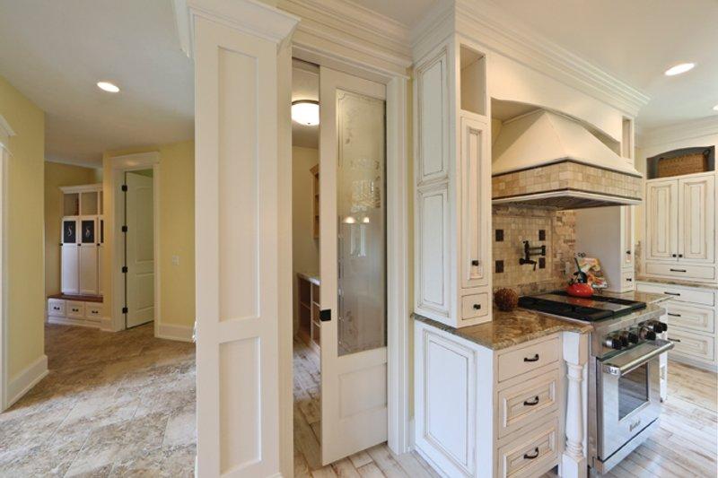 European Interior - Kitchen Plan #928-267 - Houseplans.com