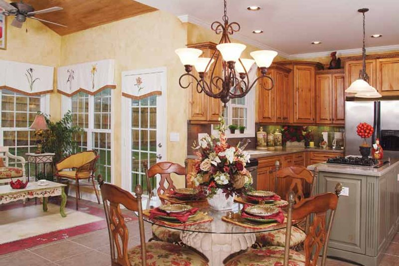 Country Interior - Kitchen Plan #927-157 - Houseplans.com