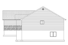 House Plan Design - Ranch Exterior - Other Elevation Plan #1060-14