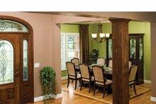 Craftsman Interior - Dining Room Plan #929-422