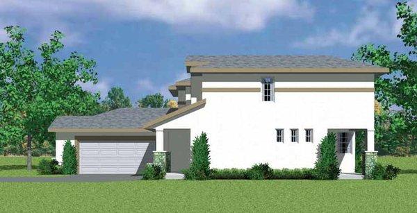 House Plan Design - Prairie Floor Plan - Other Floor Plan #72-1127