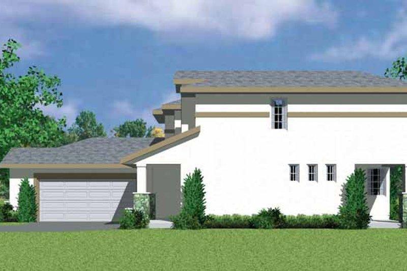 House Blueprint - Prairie Exterior - Other Elevation Plan #72-1127