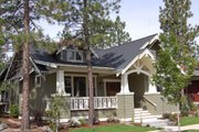 Craftsman Style House Plan - 3 Beds 2 Baths 1749 Sq/Ft Plan #434-17