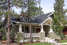Home Plan - Craftsman Photo Plan #434-17