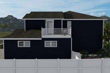 Dream House Plan - Craftsman Exterior - Other Elevation Plan #1060-66