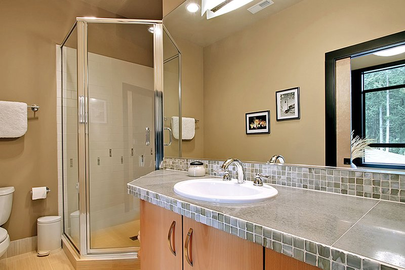 Prairie Interior - Bathroom Plan #132-562 - Houseplans.com