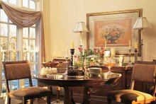 House Plan Design - Country Interior - Dining Room Plan #429-299