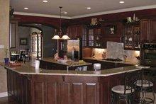 Cottage Interior - Kitchen Plan #11-279
