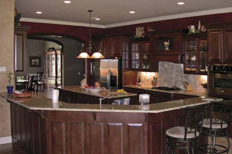 Cottage Interior - Kitchen Plan #11-279 - Houseplans.com