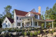 Country Style House Plan - 3 Beds 4 Baths 3347 Sq/Ft Plan #928-290 Floor Plan - Other Floor Plan