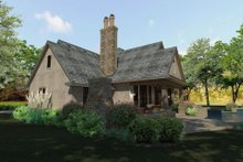 House Plan Design - Craftsman Exterior - Other Elevation Plan #120-193