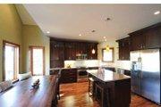 Craftsman Style House Plan - 3 Beds 2.5 Baths 1816 Sq/Ft Plan #23-2485 Interior - Kitchen