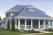 Home Plan - Country Exterior - Front Elevation Plan #930-410