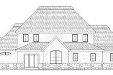 Home Plan - Prairie Exterior - Rear Elevation Plan #937-31