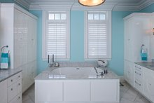 Architectural House Design - Classical Interior - Master Bathroom Plan #930-460