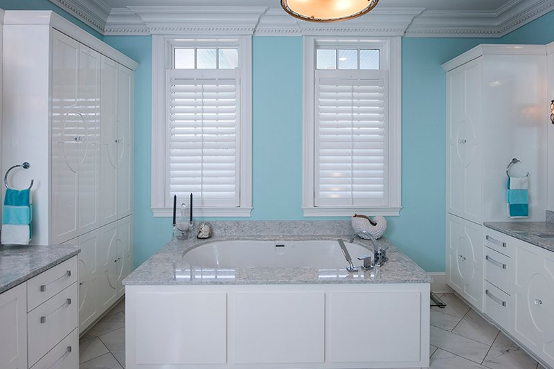Classical Interior - Master Bathroom Plan #930-460 - Houseplans.com