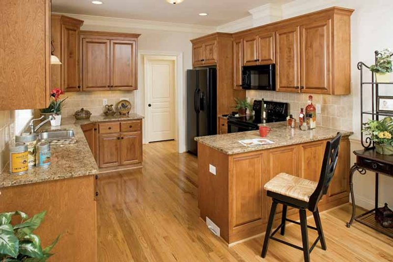 Country Interior - Kitchen Plan #929-697 - Houseplans.com