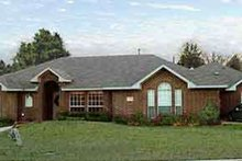 House Design - Traditional Exterior - Front Elevation Plan #84-184