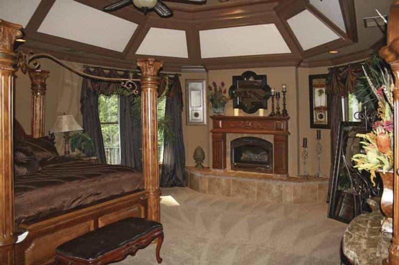 Colonial Interior - Bedroom Plan #119-392 - Houseplans.com
