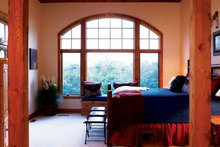 Craftsman Interior - Master Bedroom Plan #929-800