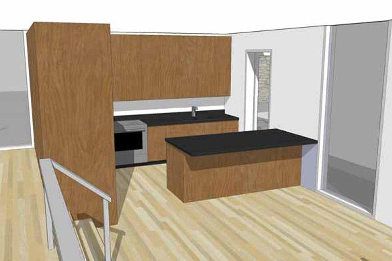 Traditional Interior - Kitchen Plan #64-288 - Houseplans.com