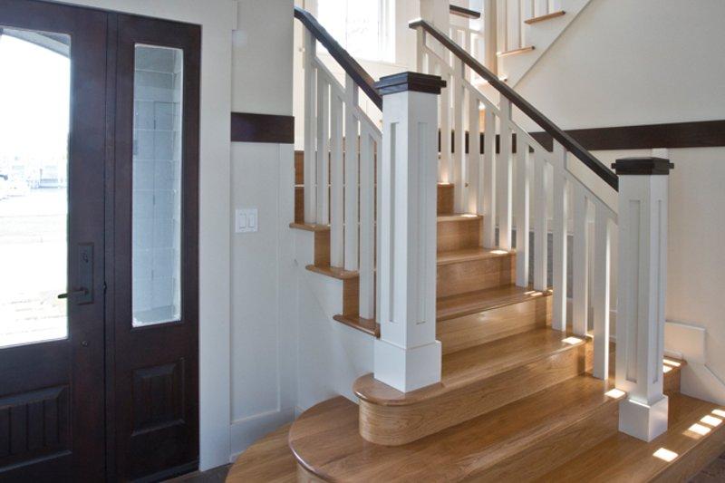 Contemporary Interior - Entry Plan #928-270 - Houseplans.com