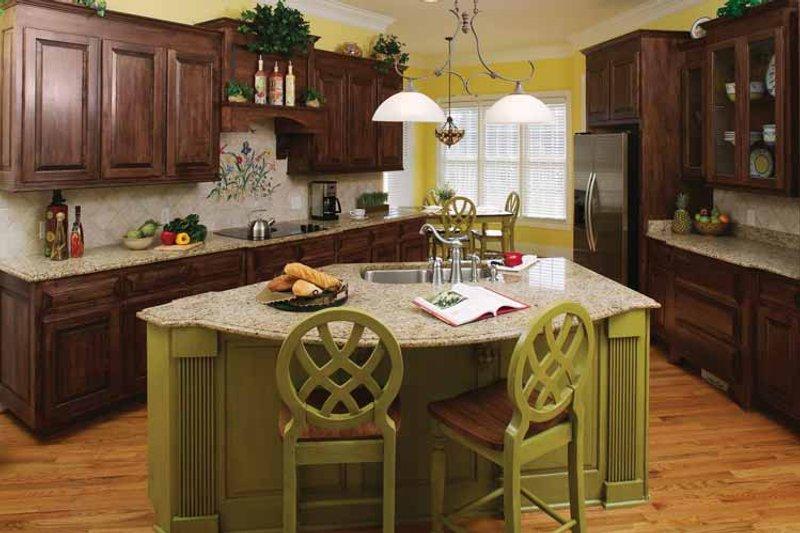 Country Interior - Kitchen Plan #929-755 - Houseplans.com