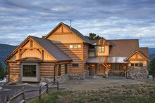 House Plan Design - Craftsman Exterior - Front Elevation Plan #942-30