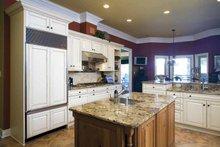 Traditional Interior - Kitchen Plan #17-2775