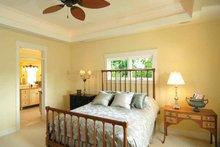 Home Plan - European Interior - Bedroom Plan #928-28