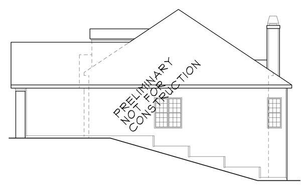 Mediterranean Floor Plan - Other Floor Plan Plan #927-148
