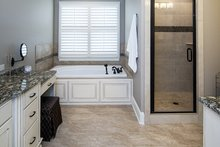 Dream House Plan - Country Interior - Master Bathroom Plan #929-969