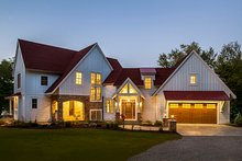 Home Plan - Country Exterior - Front Elevation Plan #928-290