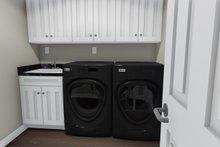 Ranch Interior - Laundry Plan #1060-2