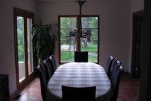 Mediterranean Interior - Dining Room Plan #937-16