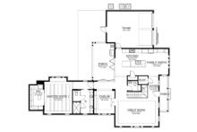 Farmhouse Floor Plan - Main Floor Plan Plan #1058-73