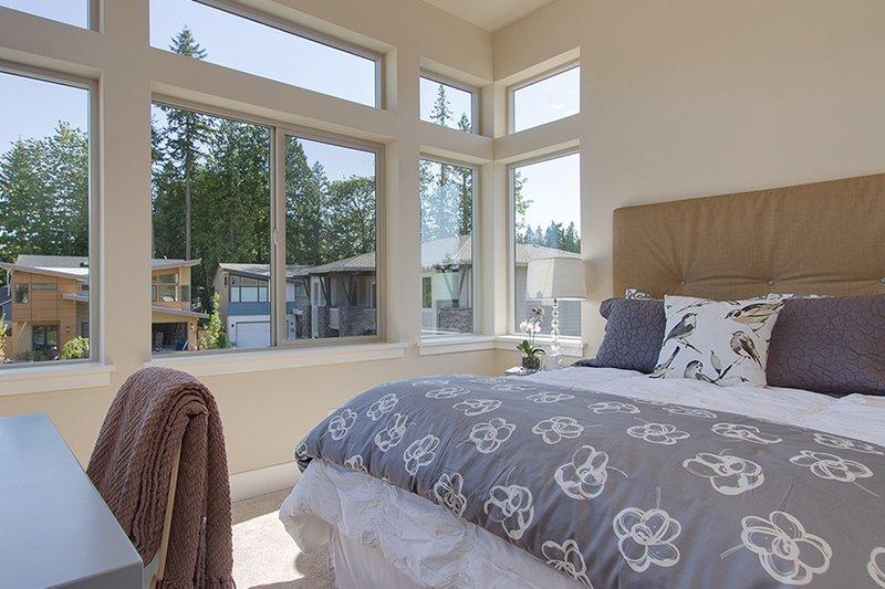 Contemporary Interior - Bedroom Plan #132-564 - Houseplans.com