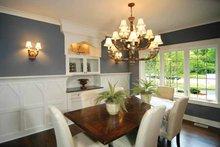 House Plan Design - European Interior - Dining Room Plan #928-28