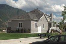 House Plan Design - Traditional Exterior - Rear Elevation Plan #1060-8